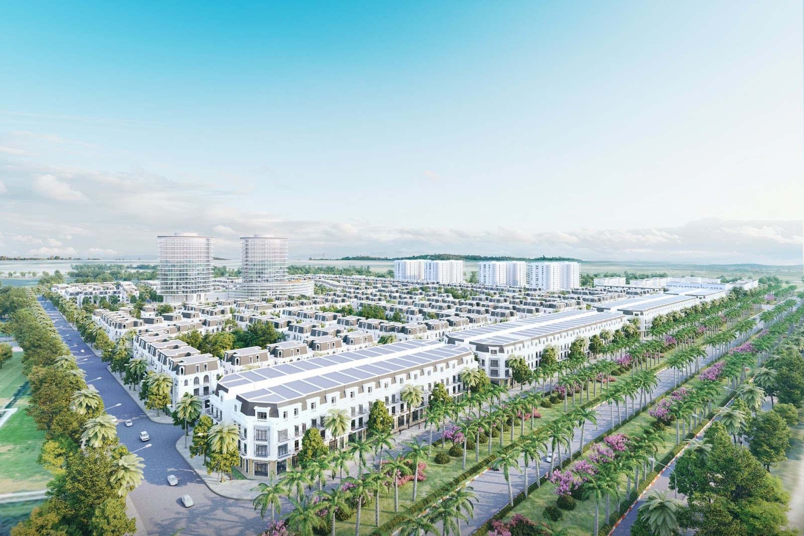 GÓC KHUẤT TẠI Dự án Seoul Ecohome, Tràng Duệ, Hải Phòng