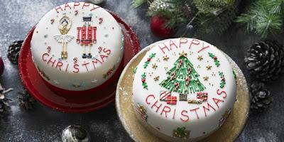Christmas Cake | Traditional Christmas Cake