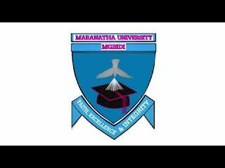 Maranatha University School Fees Schedule 202/2022