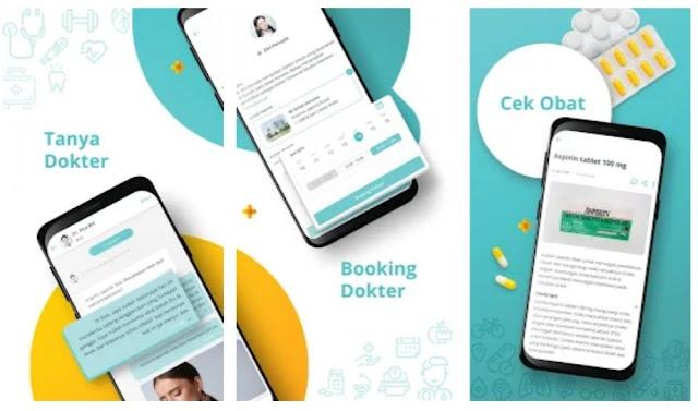Sehat Q Aplikasi Layanan Kesehatan Gratis