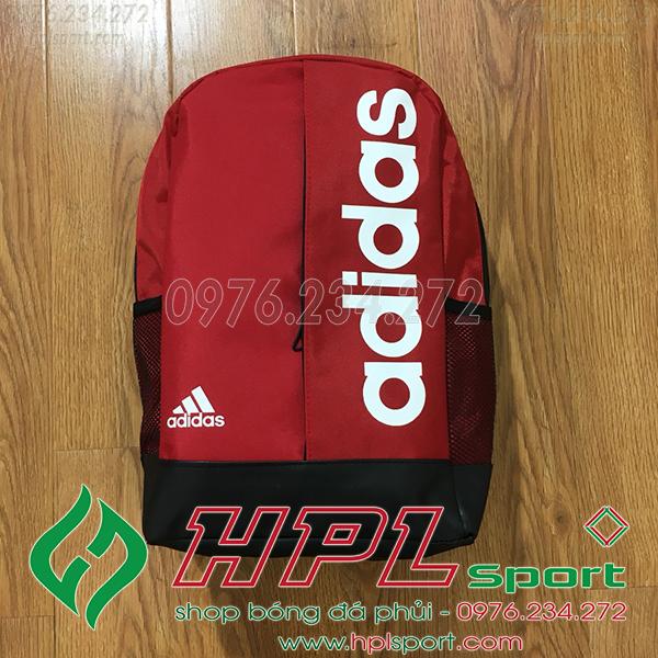 Balo Bóng Đá Đẹp Adidas - 03 Màu Đỏ