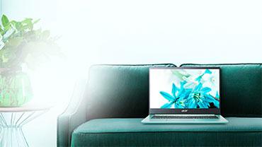 laptop acer, laptop acer chính hãng, acer swift 1, SF114-32-C7U5, NX.GZJSV.003