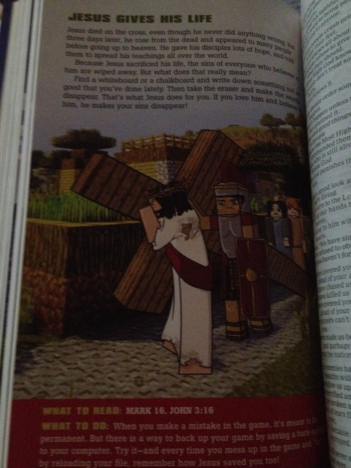 puddle jumping build on god u0027s word with the minecraft bible nirv