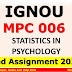 MPC 006 Solved Assignment 2021-22