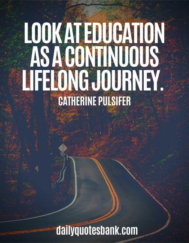 Short Caption About Journey and Destination