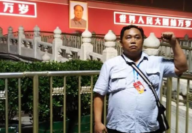 Arie Poyuono dan Komunis China