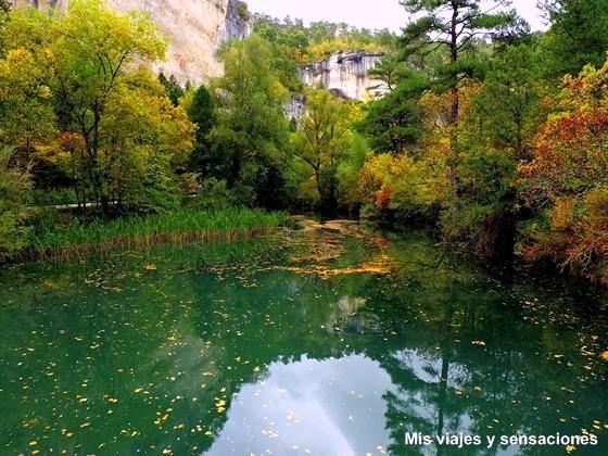 Represa de los Tilos, Monumento Natural de la Hoz de Beteta, Cuenca