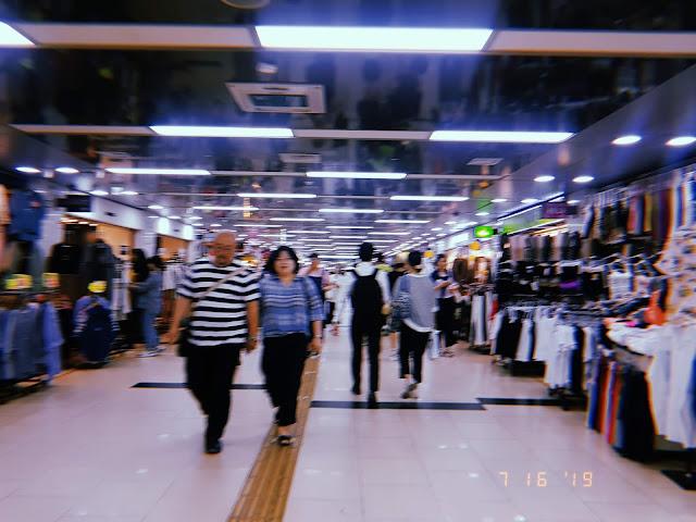 Yeongdeungpo Underground Shopping Mall