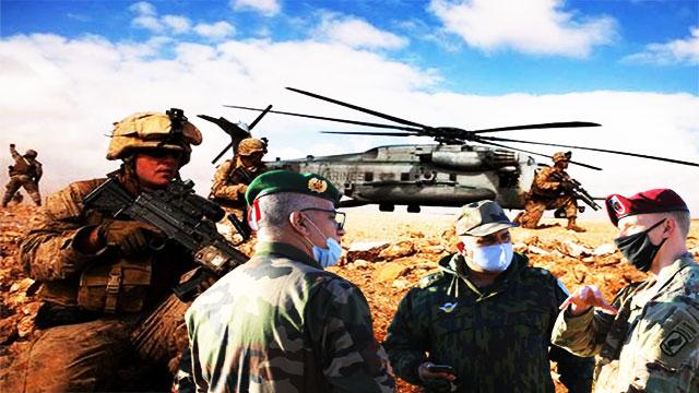 """إنطلق فعاليات النسخة الـ17 من تدريبات """"الأسد الإفريقي"""" بمدينة أكادير"""