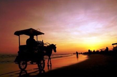 Wisata Pantai Parang Teritis Yogyakarta