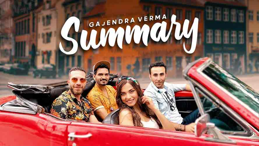 Best Of Gajendra Verma - Summary a Musical Romantic Tale Series