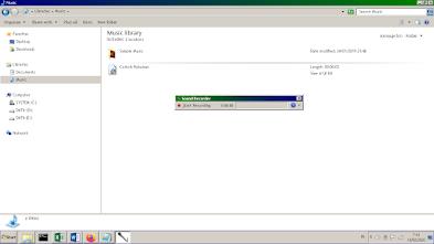 Tutorial Merekam Suara di Laptop Dengan Aplikasi Bawaan Windows