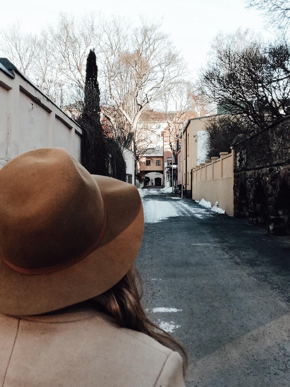 Huvilakuja Alley