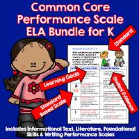 https://www.teacherspayteachers.com/Product/Marzano-Aligned-Common-Core-ELA-Bundle-Performance-Scales-Grade-K-2337371