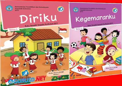 Halo selamat berkunjung kembali di blog sederhana ini Download Buku Siswa Kelas 1 SD/MI Kurikulum 2013 Revisi Tahun 2016, Tema 1 - 4