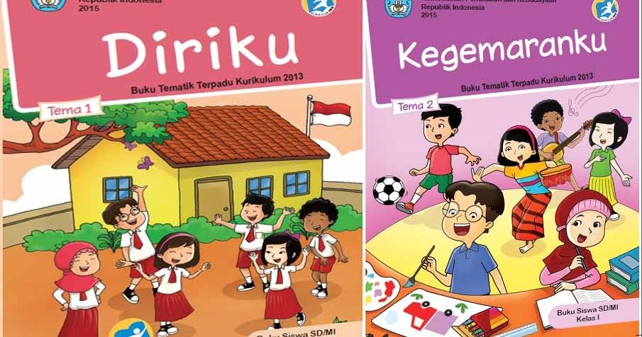 Administrasi Guru Toko Buku Adm Your Partner In Education Buku Siswa Dan Guru Kelas 1 Kurikulum 2013 Revisi Tahun 2016 Dengan