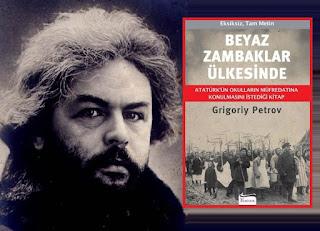 Grigoriy Petrov, Beyaz Zambaklar Ülkesinde