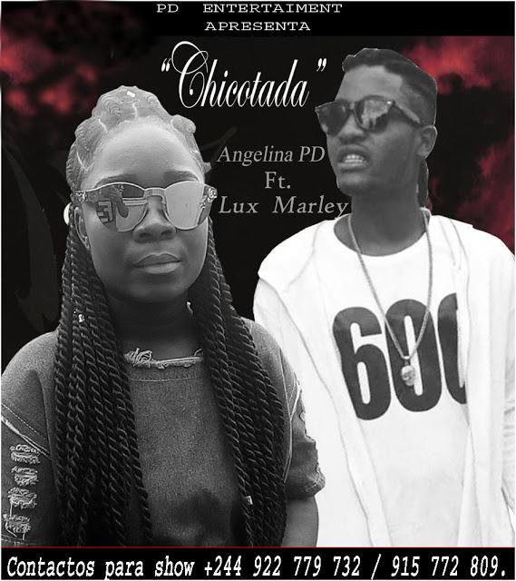 Angelina PD ft. Lux Marley - Chicotada (Afro House) (Prod. Dj Aka M)