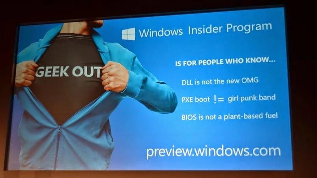 Microsoft annuncia il nuovo Leader del Programma Windows Insider