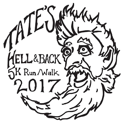 2017 Tate's Hell And Back 5K
