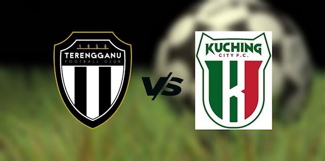 Live Streaming Terengganu FC vs Kuching City FC 26.9.2021 Piala Malaysia