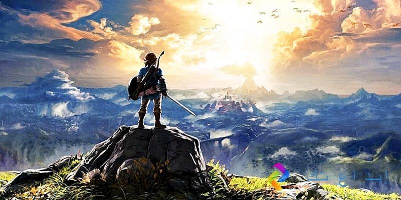 لعبة The Legend of Zelda: Breath of the Wild