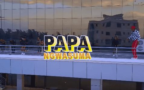 New VIDEO   Koffi Olomide – Papa Ngwasuma   Mp4 Download