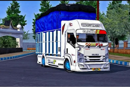 Mod Truck Isuzu NMR71 Godress Eleanora By Souleh Art