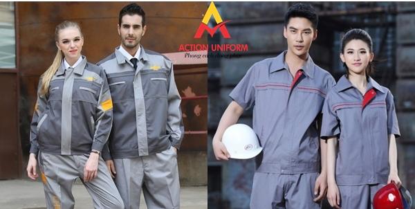 Mẫu đồng phục bảo hộ lao động 8