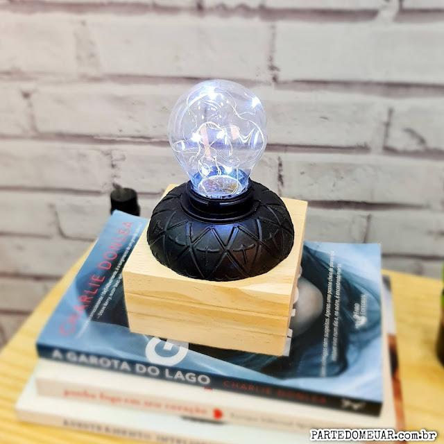 luminaria criativa