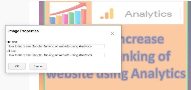 alt text image optimization, image optimization