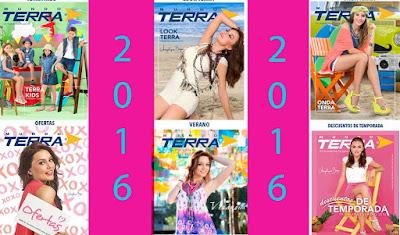(Nuevo) catalogos Mundo Terra 2016  : ropa  y Zapatos