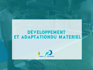 Developpement - adaptation du materiels  (Marine-Subsea)