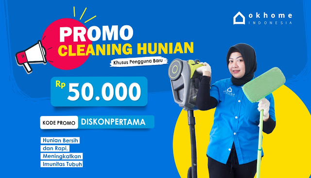 Home cleaning Depok