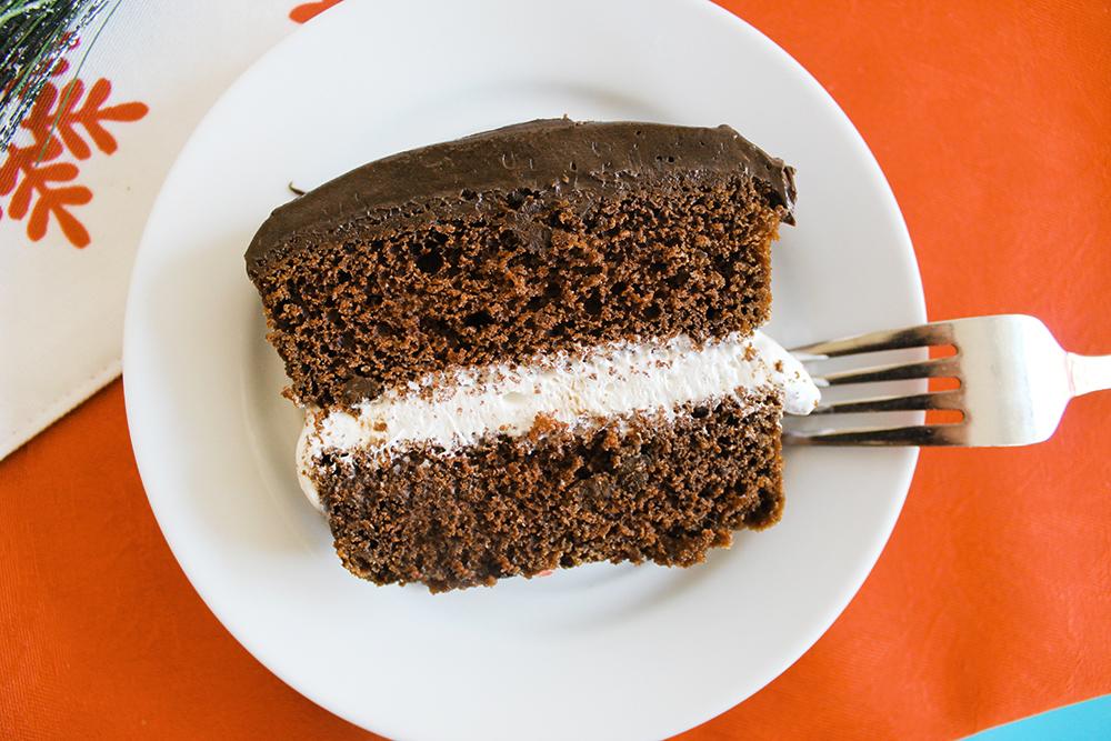 Mississippi River Mud Cake Recipe