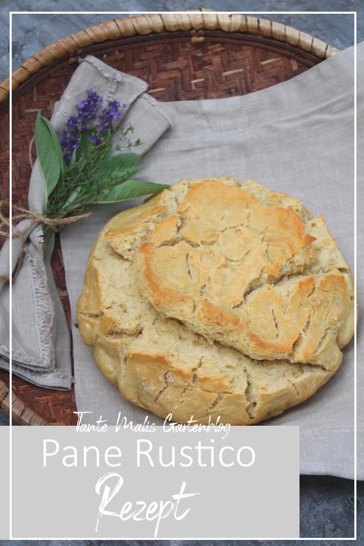 italienisches Brot selber backen