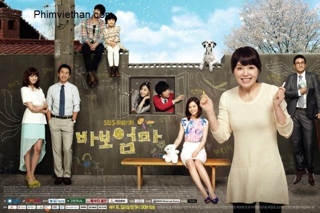 Phim bà mẹ khờ khạo Hàn Quốc