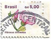Selo Hibiscus trilineatus