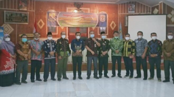 Pemkab Kerinci Terima Kunker dan Silaturahmi Anggota DPRD Provinsi Jambi