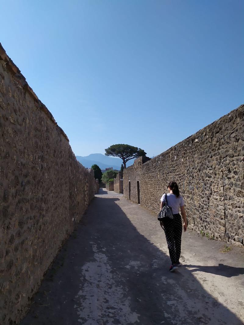 pompeya pompeii streets visitar pompeya