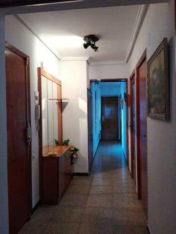 piso en venta castellon calle sequiol pasillo
