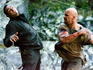 Vinnie Jones Steve Austin The Condemned 2007