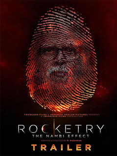 Rocketry – The Nambi Effect First Look Poster 2