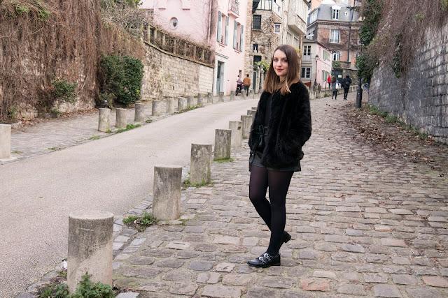 Look à Montmartre