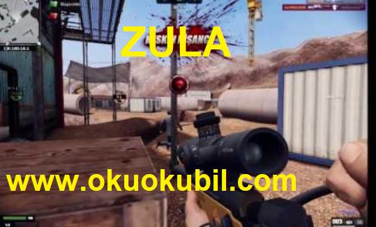 Zula Dürbün Nişangah Hack Hilesi İndir, Tanıtım Mart 2020