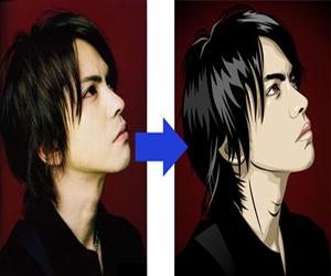 Cara Merubah Foto Asli Menjadi Gambar Kartun   Foto ...