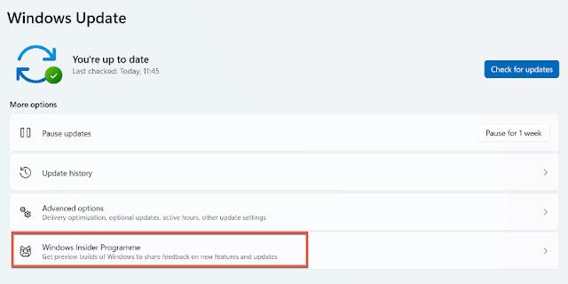 كيفية تثبيت ويندوز 11 الان الإصدار التجريبي الرسمي من ميكروسوفت
