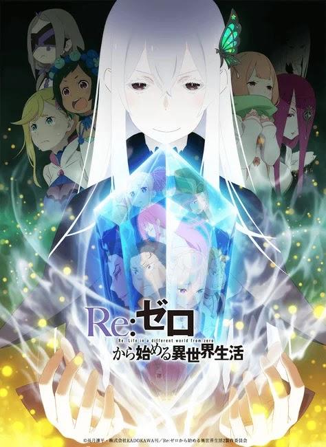 La segunda temporada Re:Zero