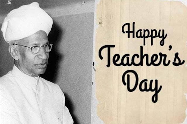 Teachers Day Sarvepalli Radhakrishnan