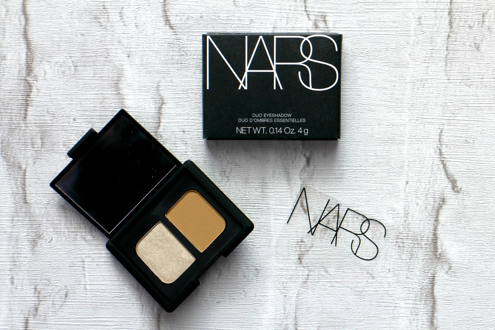 NARS Eyeshadow Palette Indian Summer Review Beauty Blog
